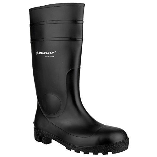 Dunlop FS1600 142PP - Bottes de sécurité - Homme Noir