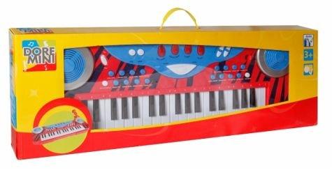 Preisvergleich Produktbild Doremini elektronisches Keyboard mit Mikrofon