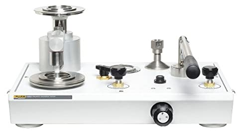 Fluke P3022-INH2O-P Gas Deadweight Tester, dual VAC/pressure, 400