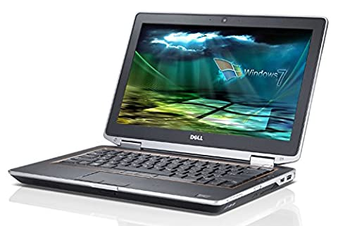 'Dell Latitude E6320 Notebook # 13.3 WXGA, Intel Core i5 2.5 Ghz, 256 Go SSD, DVD Multi, WiFi, Bluetooth, umst, Webcam, Win7 (certifié et General sur Holt) RAM 8 Go