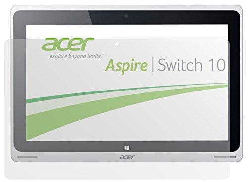 dipos I 2X Schutzfolie matt passend für Acer Aspire Switch 10 Folie Bildschirmschutzfolie