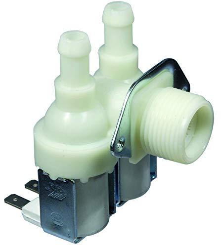 Magnetventil Waschmaschine Spülmaschine Rex Candy Ariston Whirlpool 2-Wege 90°
