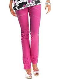 à la mode Jeans par Laura Scott en rose