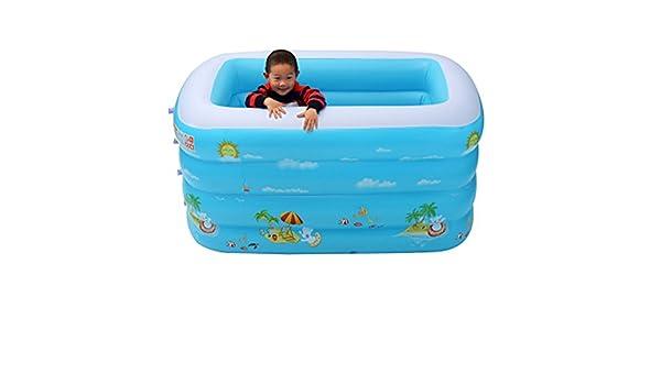 Vasca Da Bagno Gonfiabile Per Bambini : Vasca da bagno gonfiabile protezione ambientale ispessimento in