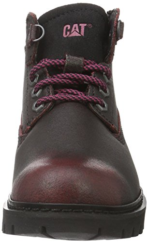 Caterpillar Melody, Bottes Classiques Femme Rouge (Wine)