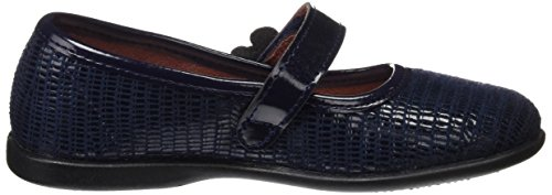 Conguitos Merceditas de Niña, Mary Jane Flats fille Navy