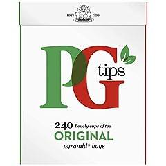 Idea Regalo - PG TIPS TE' (240 bustine)