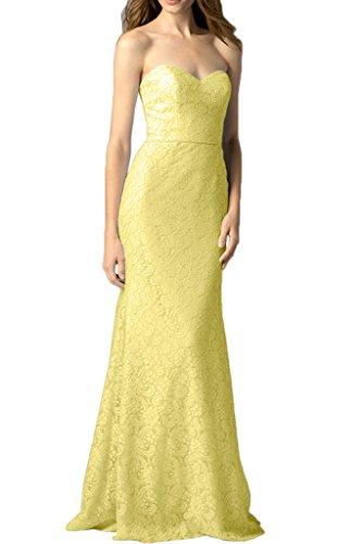 Gorgeous Bride - Robe - Femme L-daffodil