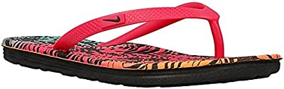 Nike - Solarsoft Thong 2 Prnt - 631725602 - Color: Rosa - Size: 29.5