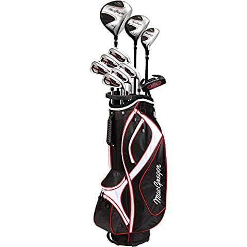 Macgregor 2017 CG1900X Complete Package Set Mens Golf Set - RIGHT HAND + Cart Bag