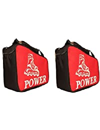 Trendway Unisex Inline Skate/Ice Skates Kit Sports Bag Helmet Storage Bag Travel Duffle Bag For Kids/Children/...