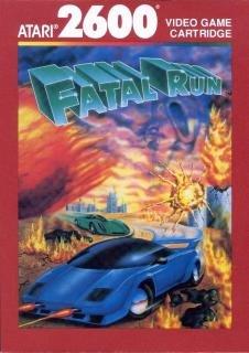 Fatal Run ( Atari 2600 ) by Atari