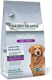 Arden Grange - Sensitive Senior Dog (12kg)