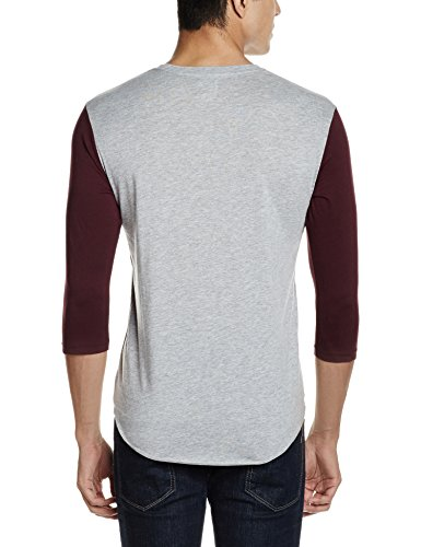 Herren Langarmshirt DC Basic T-Shirt Heather Grey