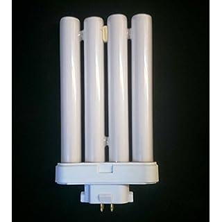 Kompakt-Leuchtstofflampen 27W mit Sockel GX10q