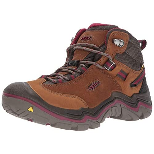 41q0TlIVo0L. SS500  - KEEN Womens Laurel Leather Closed Toe Ankle Cold Weather Boots