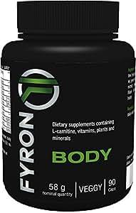 FYRON Body Premium | metabolism | without additives, 100% vegan