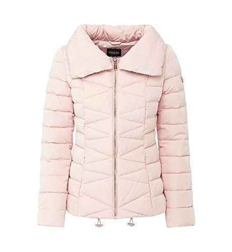 Guess padded coat in pink ALYSSA
