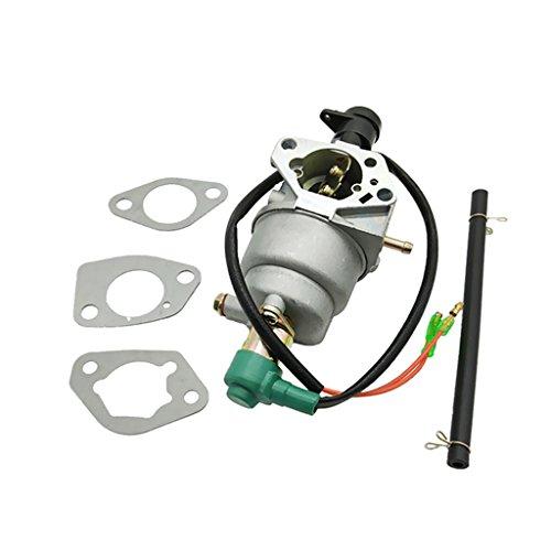 Baoblaze Vergaser Mit Dichtungen Vergaseranlagen Für Honda GX390 13PS Generator - Silber