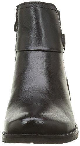 Caprice Damen 25313 Chelsea Boots Schwarz (Black 001)