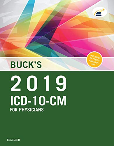 Buck's 2019 ICD-10-CM Physician Edition E-Book (English Edition)