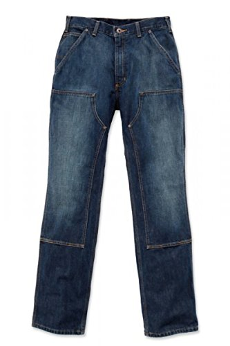 Carhartt Workwear Jeanshose relaxed straight Jeans B320 Dunkelblau