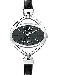 Go Girl Only Damen-Armbanduhr Analog Quarz Schwarz 698170