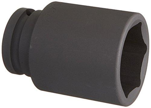 SUNEX 441MD 3/4-INCH DRIVE DEEP 6 POINT METRIC IMPACT SOCKET  41-MM