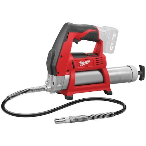 Pompe à graisse MILWAUKEE sans batterie M12 GG/ 0 12V 3.0Ah 4933440435
