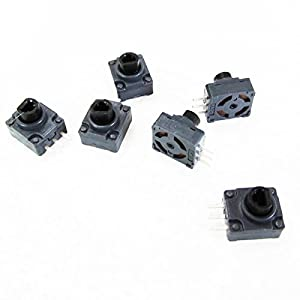 Feicuan Replacement Part LT RT Button Sensor parts für Xbox 360 Controller Unit Parts ( Pack of 6 )