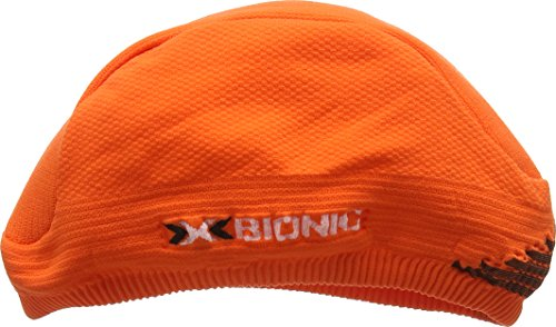 X-Bionic Erwachsene Funktionsbekleidung OW Helmet, Naranja Sunshine/Black, 1