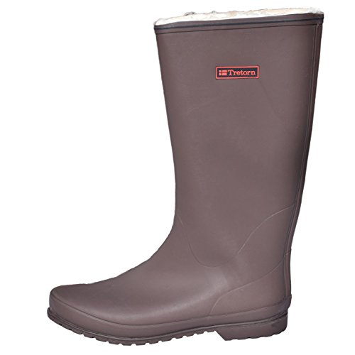 Tretorn Kelly Vinter Welly Brown