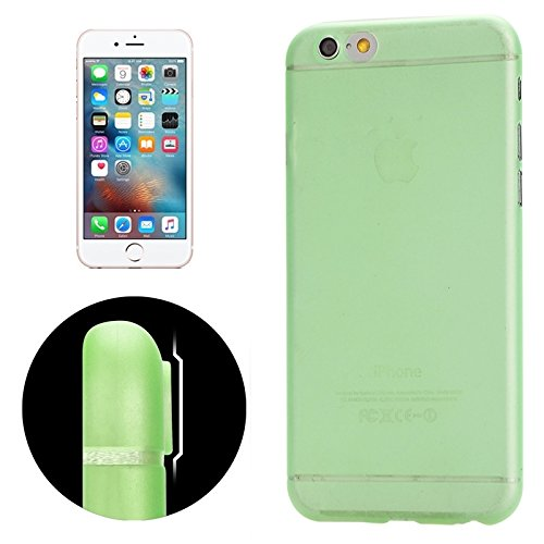 GHC Cases & Covers, Ultrathin Kameraschutz Design Translucence PP Tasche für iPhone 6 Plus & 6S Plus ( Color : Purple ) Green
