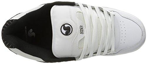 DVS - Enduro Heir, Sneakers da Uomo Weiß (White Black Pinstripe)