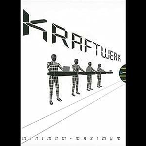 Kraftwerk : Minimum maximum (Coffret 2 DVD)