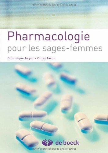 Abrege de Pharmacologie pour les Sages Femmes