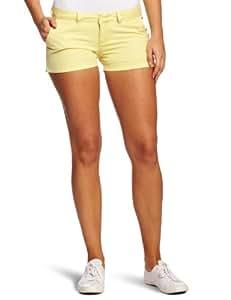 Billabong Keep On Women's Shorts Bright Yellow Small