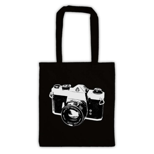My Icon Art & Clothing , Borsa da spiaggia  Uomo-Donna Nero
