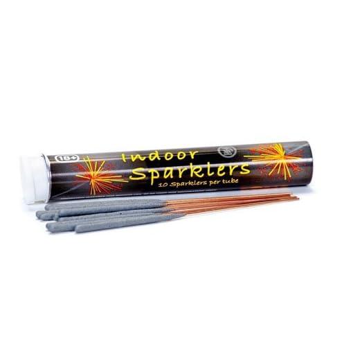 10-Stck-9cm-Indoor-Feuerwerk-Wunderkerzen