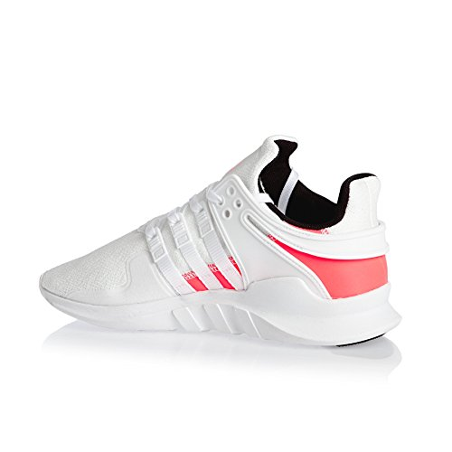 Adidas Originals Trainers - Adidas Originals Eqt Support Adv J - White/White/Turbo White