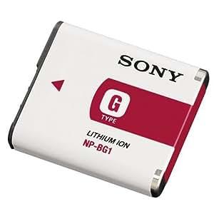 Sony Accessoire pour appareil photo Batterie lithium-ion Série G 3.6V / 960 mAh NPBG1.CE