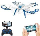 SUPER TOY Plastic Wi-Fi Mini Drone Camera Professional Quadcopter (Multicolor)