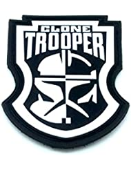 Star Wars Clone Trooper Cosplay Airsoft Velcro PVC Patch