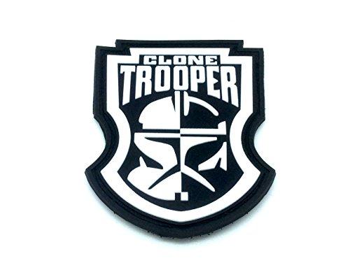 Star Wars Clone Trooper Toppa Airsoft Velcro PVC Patch