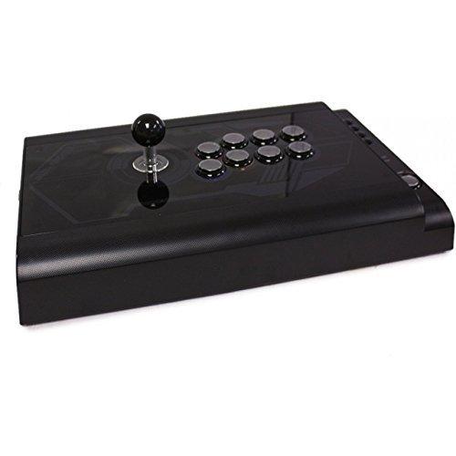 Qanba Q2PRO LED ARCADE PS3/PC JOYSTICK (BLACK)