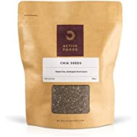 Chia Seeds Pouch, 500 g
