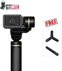 Generic FeiyuTech G6 Gimbal for Action Camera with Tripod and Pole