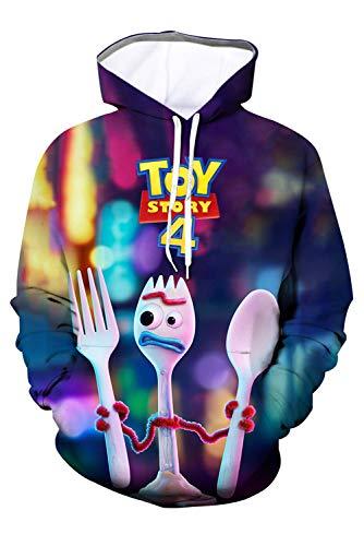 Toy Story Figur Kostüm Für Erwachsene - MingoTor Herren Damen für Spielzeug 4