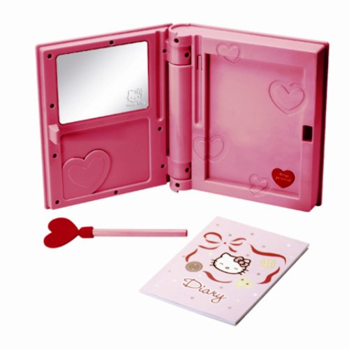 Blue Box 032588 - Hello Kitty Tagebuch mit Passwort