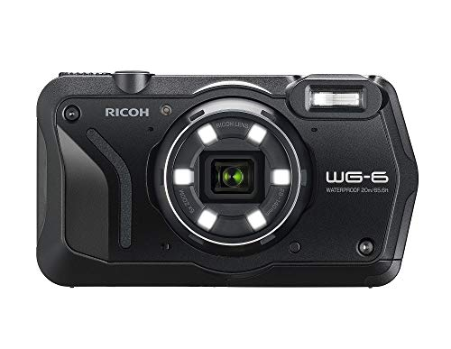 Ricoh WG-6 Flagship Camera